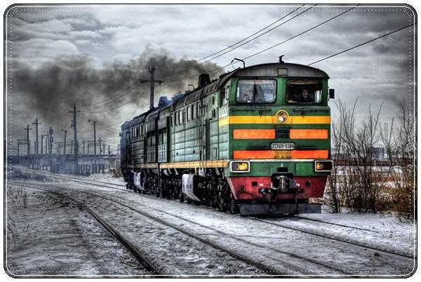 Поздравления с днем железнодорожника в прозе