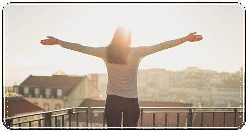 Красивое пожелание доброго утра девушке
