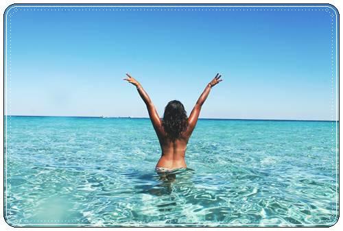 хорошего отдыха на море