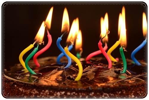 Поздравление с днем рождения трогательные в стихах